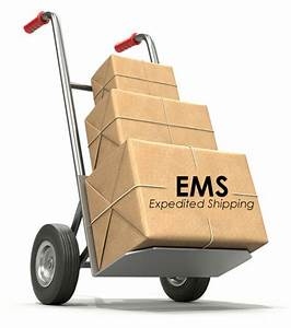 Expedited delivery & shipping- EMS 5-10 Days Express Shipping