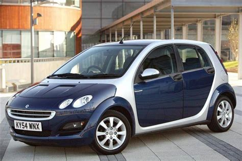 Smart Car Used Cars by Smart Forfour 2004 2007 Used Car Review Car Review