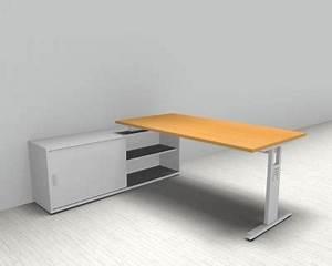 Sideboard Weiß Buche : sideboard wei mit schreibtisch offenbach vh b rom bel ~ Frokenaadalensverden.com Haus und Dekorationen