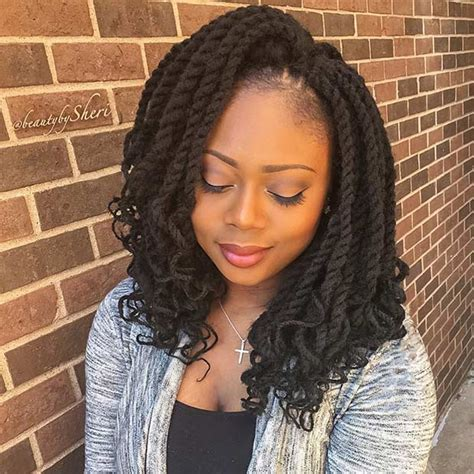 Twist Hairstyle Pictures by 31 Stunning Crochet Twist Hairstyles Stayglam