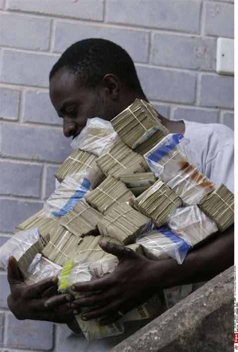 10000 ans d'économie - Hyperinflation au Zimbabwe