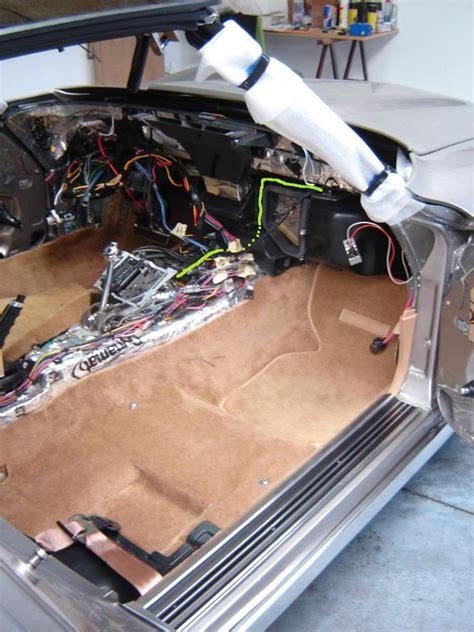 pics of dash console wiring harness corvetteforum