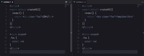 vue template compiler babel plugin transform vue template