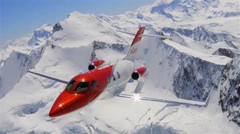 hondajet  worlds  advanced light jet youtube