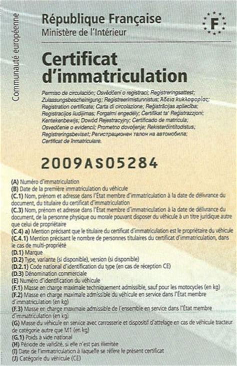 bureau carte grise certificat d 39 immatriculation ex carte grise magny les