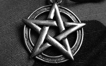 Pentagram Satan Symbols Wallpapers Symbol Occult Magic