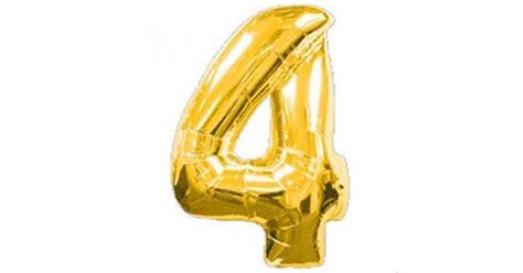 anagram   number  gold foil balloon  category
