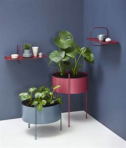 19 idees deco de support pour plante With chambre bébé design avec dimension pot de fleur