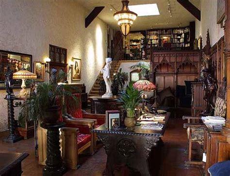 Some Gothic Décor Ideas  Home Interiors Blog