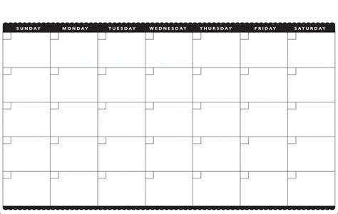 blank weekly calendar template printable blank calendar 2018