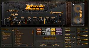 Overloud Mark Studio 2 Markbass Amplifier Simulation