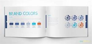 Free Brand Book Template
