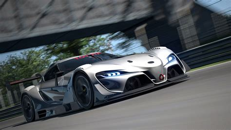 Toyota Ft-1 Vision Gran Turimso Ready For Download In Gt6