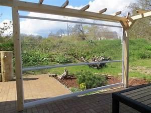 wetterschutzrollos fur terrassen und pergolen klassisch With markise balkon mit bild auf tapete drucken