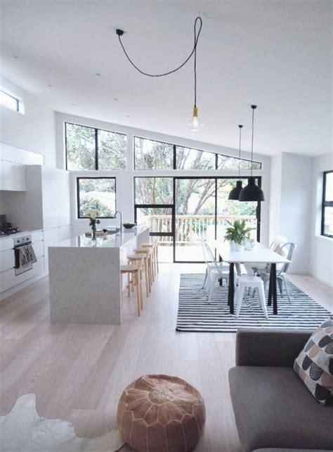 asticot blanc dans la cuisine 45 idées en photos pour bien choisir un îlot de cuisine