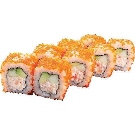 California maki - Maki suši - Suši - Ēdienkarte - Vairāk ...