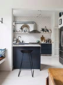 cuisine blanche et bleue la tentation d 39 une cuisine bleue
