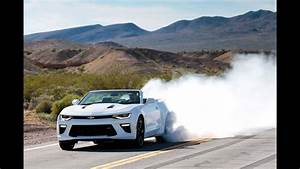 Burnouts In The 2016 Camaro 2 0t And Ss Convertible