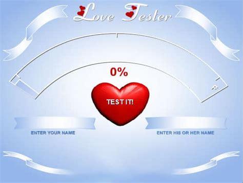 love tester  play   funnygamesus