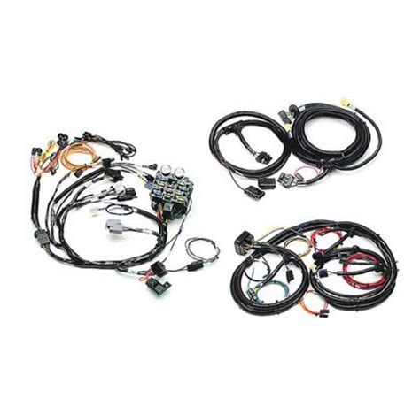Jeep Starter Wiring Harnes by Jeep Cj Ignition Wire Harnesses At Andys Auto Sport