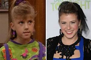 Stephanie Full House Now And Then   www.pixshark.com ...