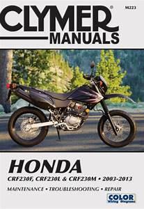 Honda Crf230f  2003