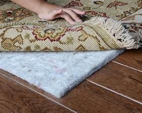Non Slip Rug Pad Hardwood Floor