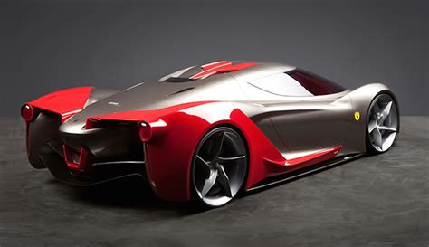 ferrari supercar concept 12 ferrari concept cars that could preview the future of