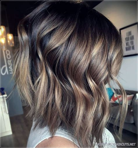 5 Long Choppy Bob Hairstyles for Brunettes and Blondes