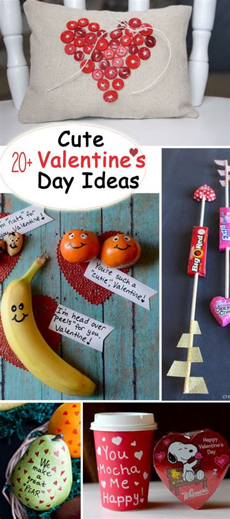 Cute Valentine's Day Idea
