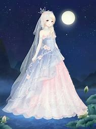 Best 25 Ideas About Anime Girl Dress Find What Youll Love - Anime Wedding Dress