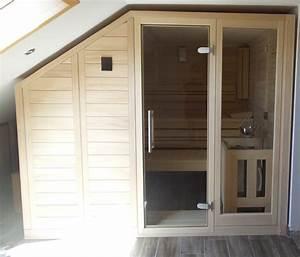 Sauna Unter Dachschräge : sauna dachschr ge ihre saunatraum unterm dach ~ Sanjose-hotels-ca.com Haus und Dekorationen