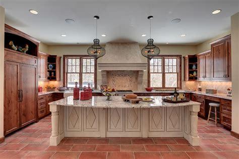 houzz kitchen island ideas tc homebuilders edina mn rustic kitchen 4347
