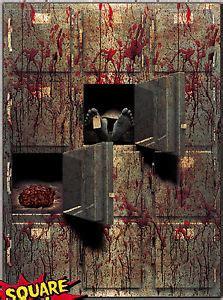 bloody horror morgue wall decor prop decoration autopsy csi