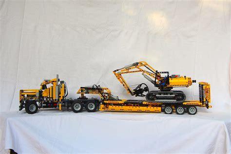 technic truck ideas technic remote control flatbed truck