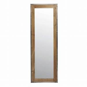 Miroir 160 Cm : miroir mural en metal ~ Teatrodelosmanantiales.com Idées de Décoration