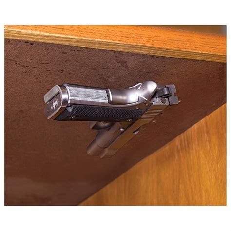 lockdown gun concealment magnet  gun cabinets racks  sportsmans guide