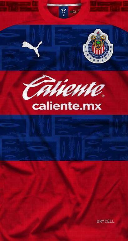 Jersey Chivas Wallpapers Third Away Nike Official