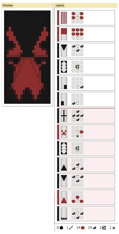 Minecraft Banners Banner Designs Tutorial Cool Blueprints
