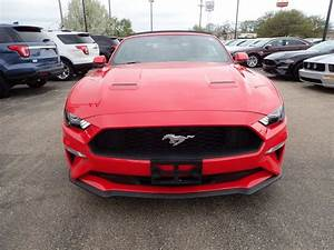 Pre-Owned 2018 Ford Mustang EcoBoost Convertible in Morton #133616 | Mike Murphy Ford