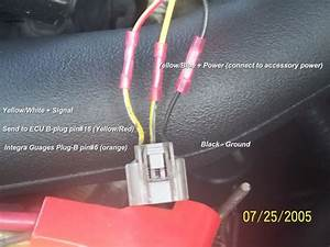 Crx S2000 Ap2 Cluster Write-up Info - Honda-tech
