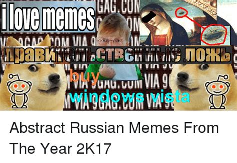 Abstract Memes - funny russian memes of 2017 on sizzle racist memes
