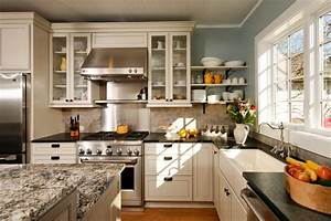 QuotModernquot Country Kitchen Traditional Kitchen Dc