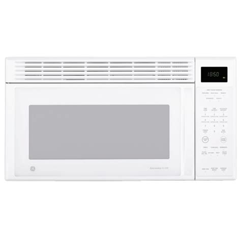 ge spacemaker xl microwave oven jvmwf ge appliances