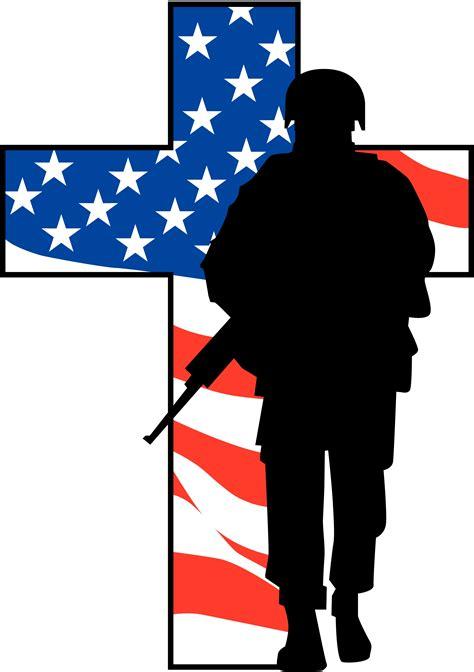 memorial day clipart veteran silhouette clipart clipart suggest