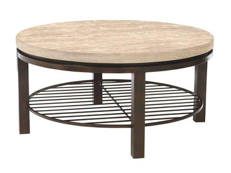 Bernhardt Tempo 38 Round Coffee Table Bh498015
