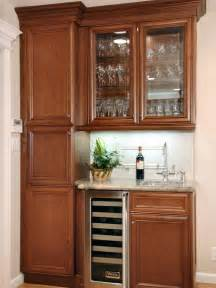 kitchen bar cabinet ideas photos hgtv