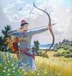 Boris Olshansky. Vasilisa Mikulishna: Renowned Ranger ...