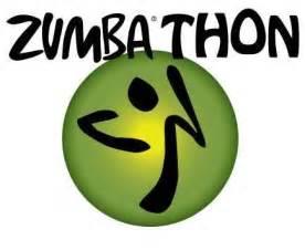 Zumbathon Logo Clip Art