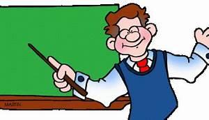 High School Teacher Clipart - ClipartXtras